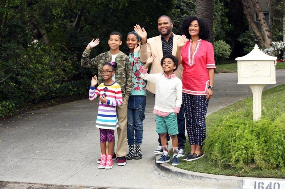 "<p>Six seasons in, <em>Black-ish</em> hasn't lost any steam when it comes to telling <a href=""https://www.glamour.com/story/tracee-ellis-ross-halloween-costume-blackish?mbid=synd_yahoo_rss"" rel=""nofollow noopener"" target=""_blank"" data-ylk=""slk:funny"" class=""link rapid-noclick-resp"">funny</a>, timely stories with cultural significance. (Not to mention <a href=""https://www.glamour.com/story/emmys-2020-nominations?mbid=synd_yahoo_rss"" rel=""nofollow noopener"" target=""_blank"" data-ylk=""slk:Emmy love"" class=""link rapid-noclick-resp"">Emmy love</a>: Anthony Anderson just received his sixth nomination for playing Dre Johnson, while <a href=""https://www.glamour.com/story/tracee-ellis-ross-dos-donts?mbid=synd_yahoo_rss"" rel=""nofollow noopener"" target=""_blank"" data-ylk=""slk:Tracee Ellis Ross"" class=""link rapid-noclick-resp"">Tracee Ellis Ross</a> scored her fourth as Rainbow Johnson.) While <em>Sweet Magnolias</em> is a much different show, both share a sense of blending family dynamics with comedy and heart.</p> <p><em>Streaming on</em> <a href=""https://www.hulu.com/series/black-ish-76f43549-f181-462f-94ec-2fe34b9abad5"" rel=""nofollow noopener"" target=""_blank"" data-ylk=""slk:Hulu"" class=""link rapid-noclick-resp""><em>Hulu</em></a></p>"