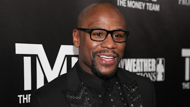 Floyd Mayweather's UFC Declarations Prove He Has Nowhere to Go