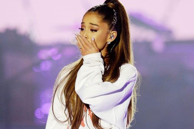 Ariana Grande leads tributes two years after Manchester Arena attack