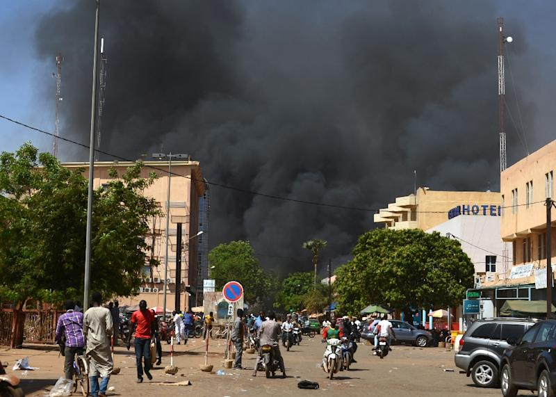 Burkina Faso: multiple terror attacks rock Ouagadougou