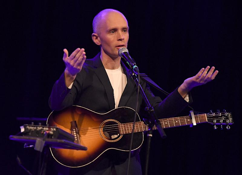 Swedish indie icon Jens Lekman is about to release his first album in four years after suffering severe writer's block (AFP Photo/ANGELA WEISS)