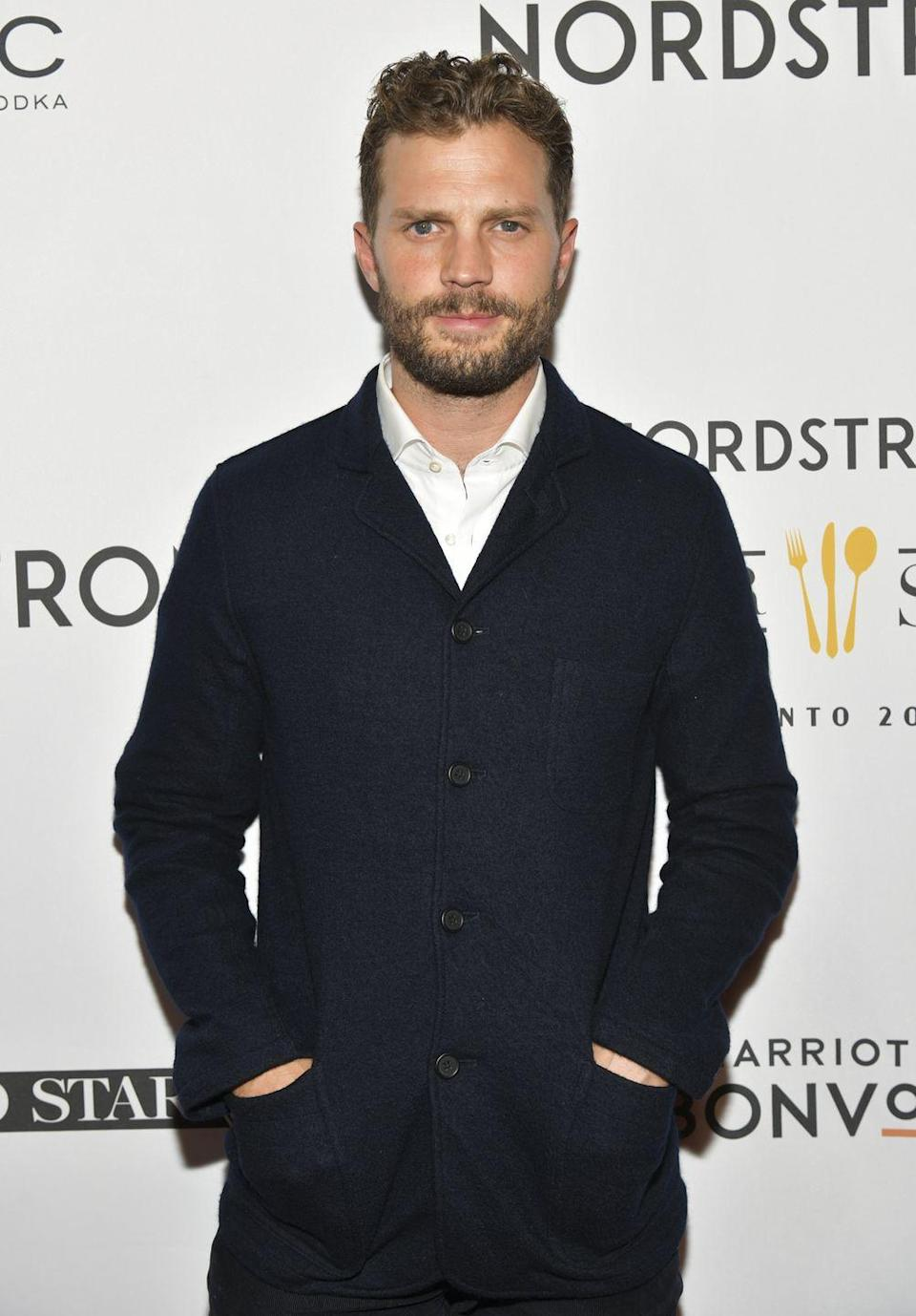 <p>It's not just his overall physique which makes <em>50 Shades of Grey </em>fans swoon. They're also enamored with his overall Irishness, which was instilled in him via his hometown of Holywood in Belfast. </p>