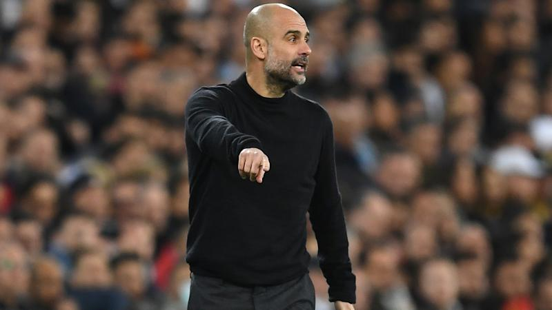 Guardiola sets record for most Champions League knockout wins