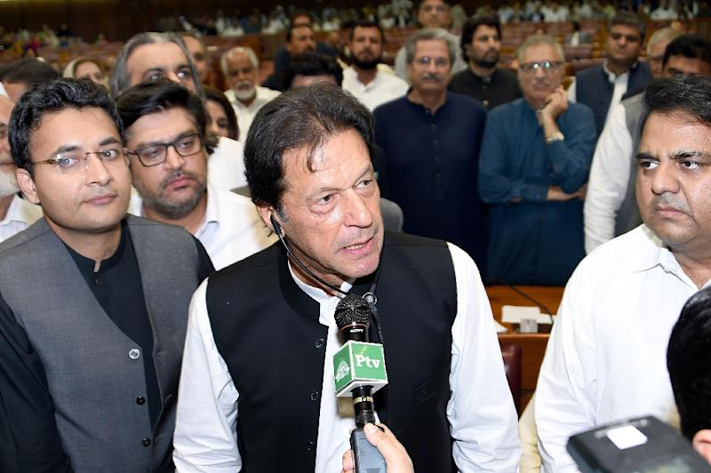 Pakistan's Prime Minister Imran Khan has vowed to steer the country out of its looming balance-of-payments crisis