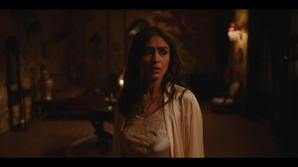 """<p>This Indian anthology horror film comes from the directors of <strong>Lust Stories </strong>and consists of four short segments, each with their own uniquely chilling supernatural story. </p> <p>Watch <a href=""""http://www.netflix.com/title/81088083"""" class=""""link rapid-noclick-resp"""" rel=""""nofollow noopener"""" target=""""_blank"""" data-ylk=""""slk:Ghost Stories""""><strong>Ghost Stories</strong></a> on Netflix now.</p>"""