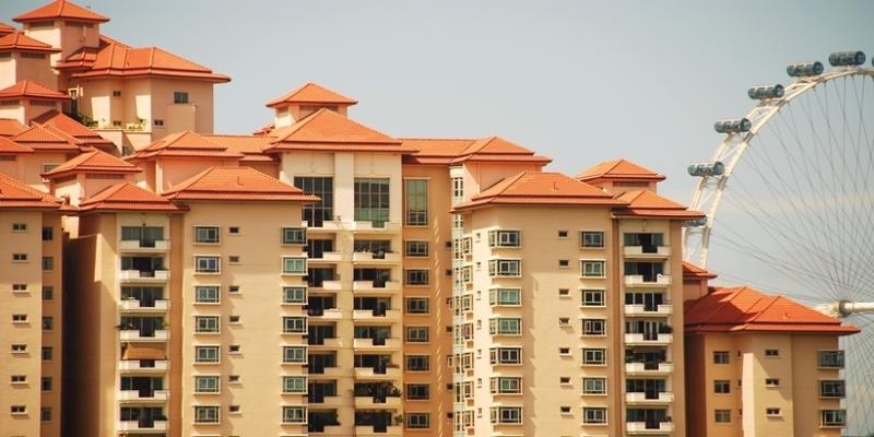 <p><img/></p>Resale prices of non-landed private homes in Singapore rose 0.7 percent in June, down from the 1.6 percent growth seen in May...