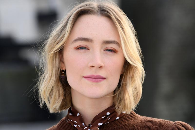Saoirse Ronan shares awards recognition with Gerwig