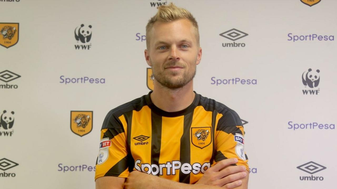 The Sweden interational is the sixth new arrival at the Tigers under Leonid Slutsky after the former Sunderland man agreed a one-year deal