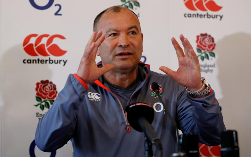 Eddie Jones has made some tough decisions in picking his final team of this year's Six Nations - ACTION IMAGES