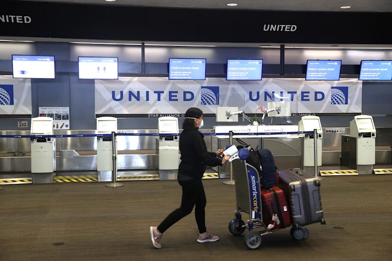 United expects to burn $25 million a day until fall—and that's the good news