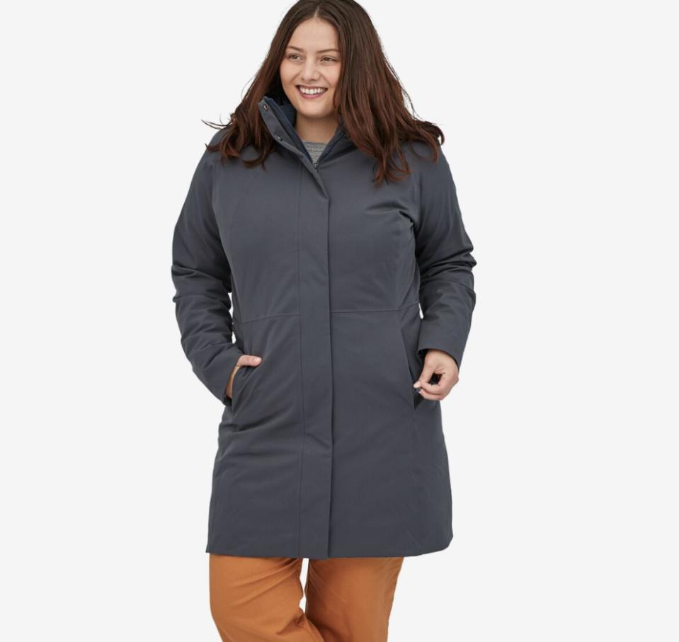 Women's Tres 3-in-1 Parka by Patagonia.