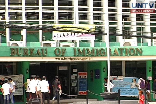 Two immigration officials accused of extorting p million from
