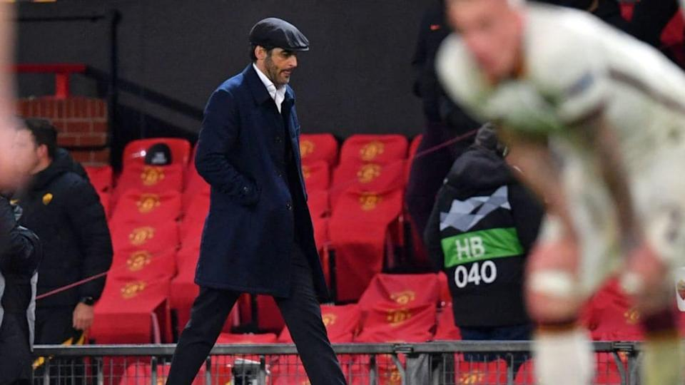 Paulo Fonseca | PAUL ELLIS/Getty Images