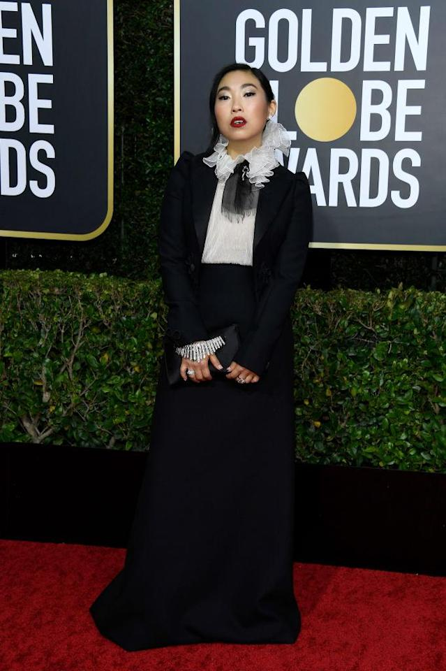 Awkwafina. Foto: Getty Images