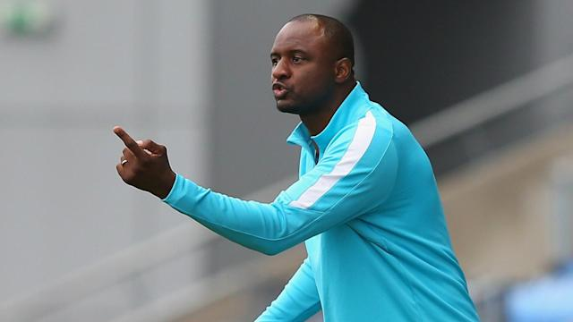 Paul Merson thinks Patrick Vieira is the heir-apparent for Arsenal, but does not believe Arsene Wenger is done yet.