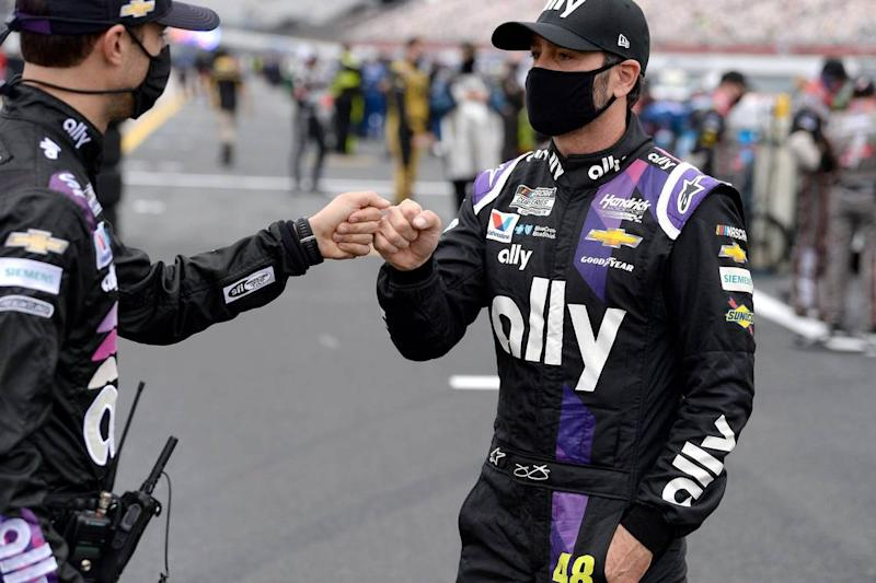 Jimmie Johnson's retirement from NASCAR is only the start of major changes at Hendrick