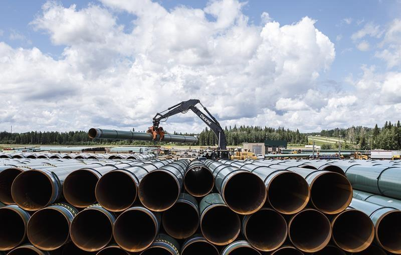 Supreme Court dismisses B.C.'s appeal in Trans Mountain pipeline case