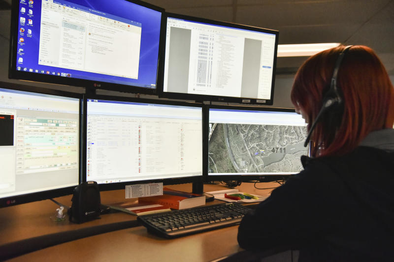 Emergency 911 technology struggles to keep up with the times