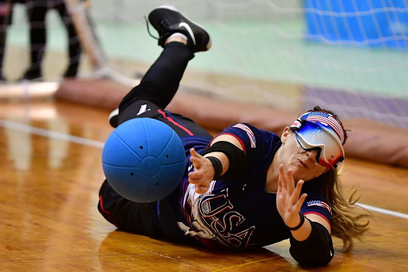 Goalball Is the Super Intense Paralympic Sport You've Probably Never Heard Of