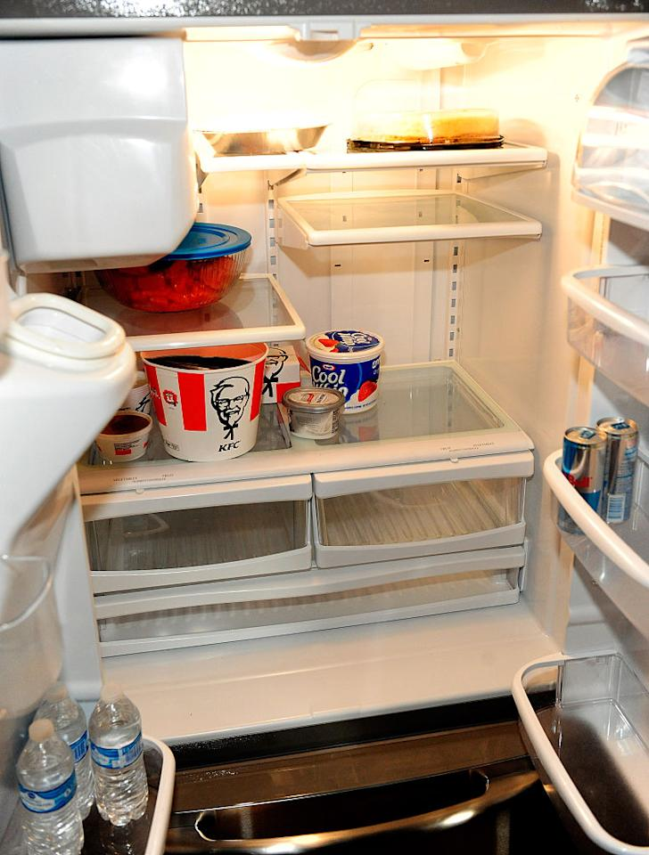 <p>The refrigerator first became popular in the late 50s and changed the way we shopped as a nation. (Rex) </p>