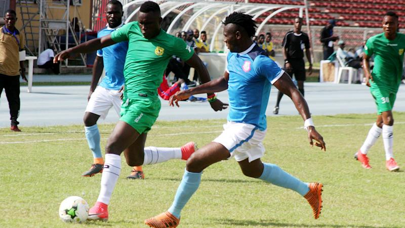 Caf Confederation Cup: Niger Tornadoes will work hard on correcting mistakes - Coach Bala