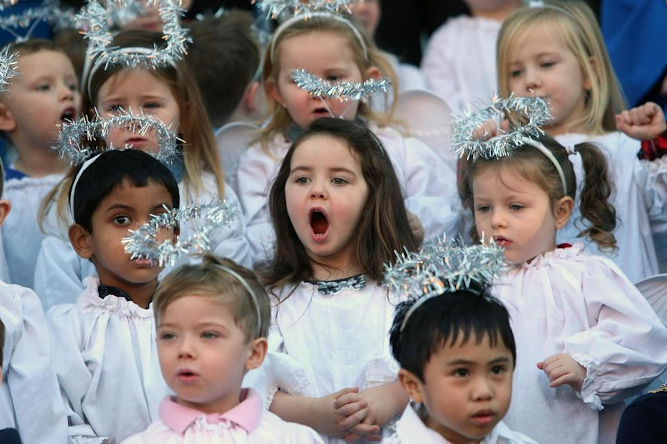 <p>Nativity plays are in the clear</p> (PA Archive/PA Images)