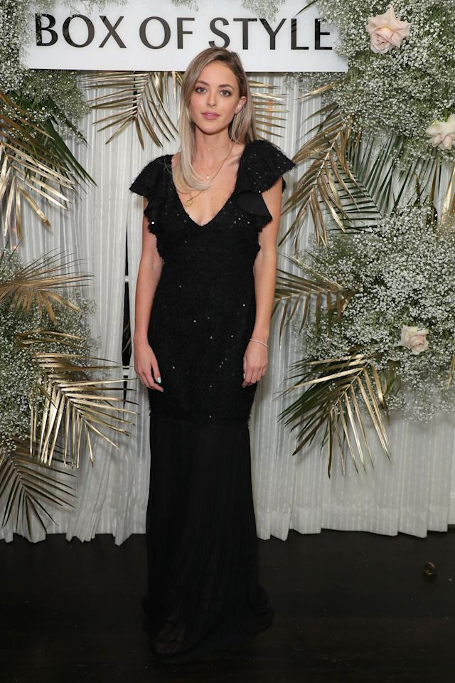 <p>Celebrating Rachel Zoe's spring Box of Style at Bungalow 1 at the Chateau Marmont in LA on March 11.</p>