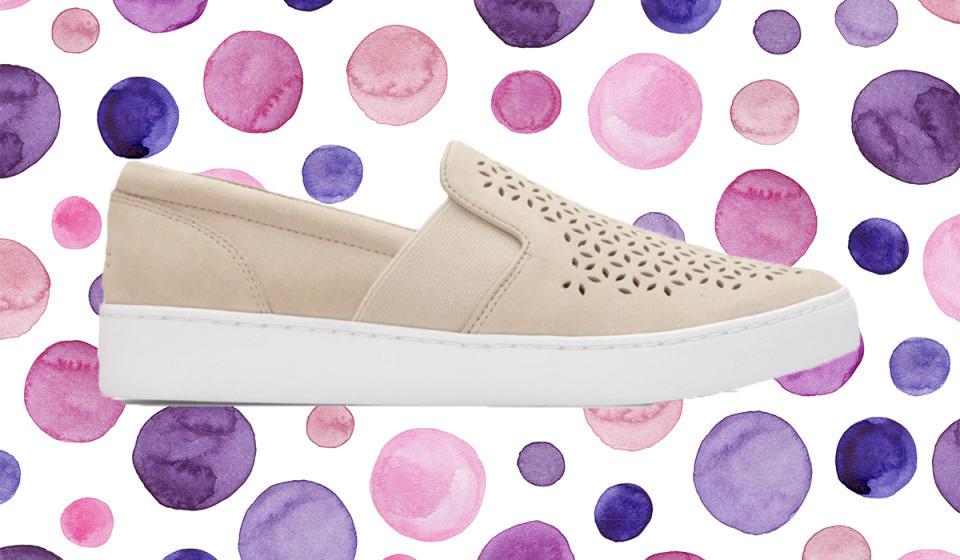 These don't even look like comfort shoes (but they're still super-cozy). (Photo: Vionic)
