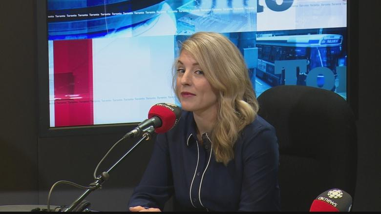 Ottawa has learned that artists want a big say in cultural policy changes, Mélanie Joly says