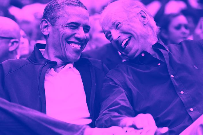 Joe Biden made a tone-deaf remark about Barack Obama during a presidential debate in 2007, but he became Obama's vice president and friend.