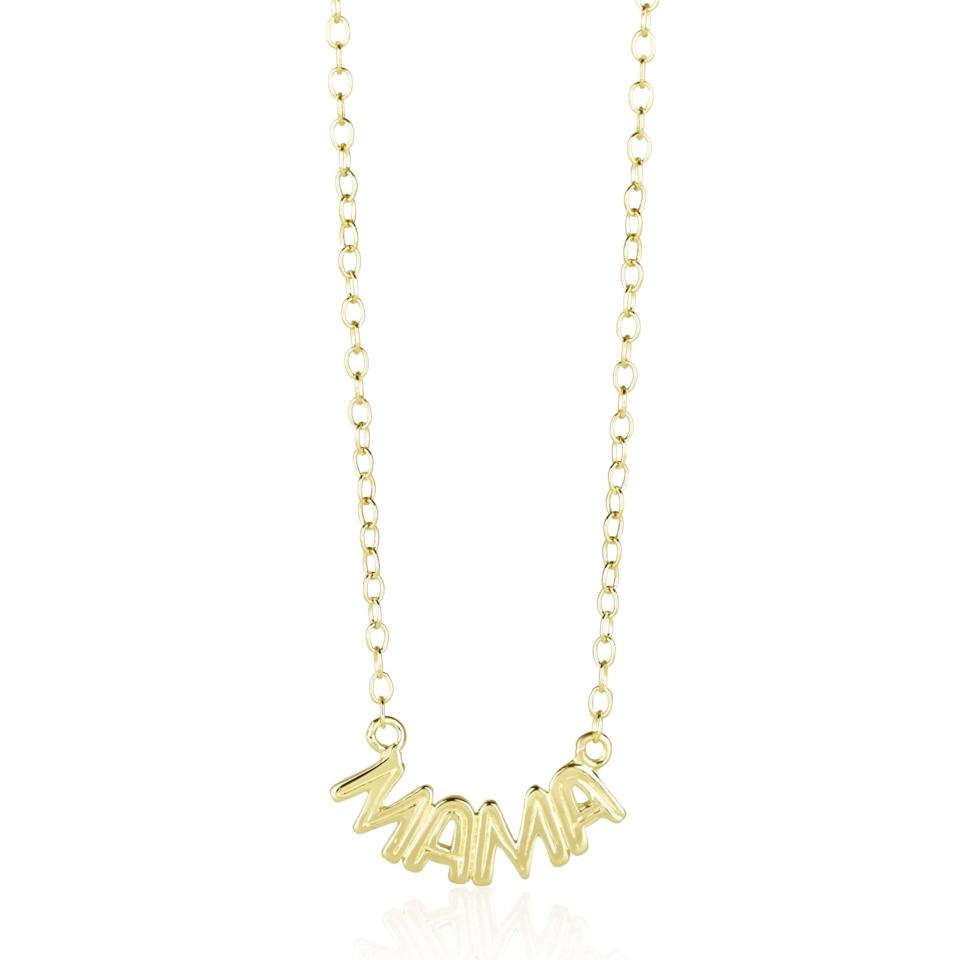 "<p>The <a href=""https://www.popsugar.com/buy/Stone-Strand-Gold-Mama-Necklace-415676?p_name=Stone%20and%20Strand%20Gold%20Mama%20Necklace&retailer=stoneandstrand.com&pid=415676&price=172&evar1=moms%3Aus&evar9=45844588&evar98=https%3A%2F%2Fwww.popsugar.com%2Ffamily%2Fphoto-gallery%2F45844588%2Fimage%2F45844628%2FStone-Strand-Gold-Mama-Necklace&prop13=api&pdata=1"" class=""link rapid-noclick-resp"" rel=""nofollow noopener"" target=""_blank"" data-ylk=""slk:Stone and Strand Gold Mama Necklace"">Stone and Strand Gold Mama Necklace</a> ($172, originally $215) is small and delicate. </p>"