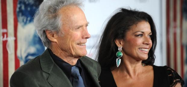 Clint Eastwood 'Splits With Wife Dina'