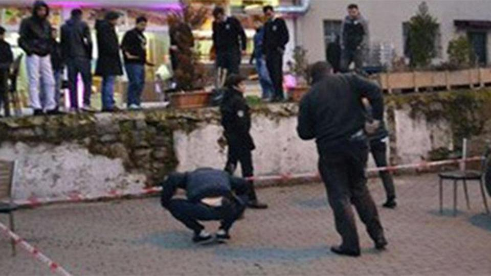 Several people have been injured in an attack on a Restaurant in Istanbul. Source: Twitter