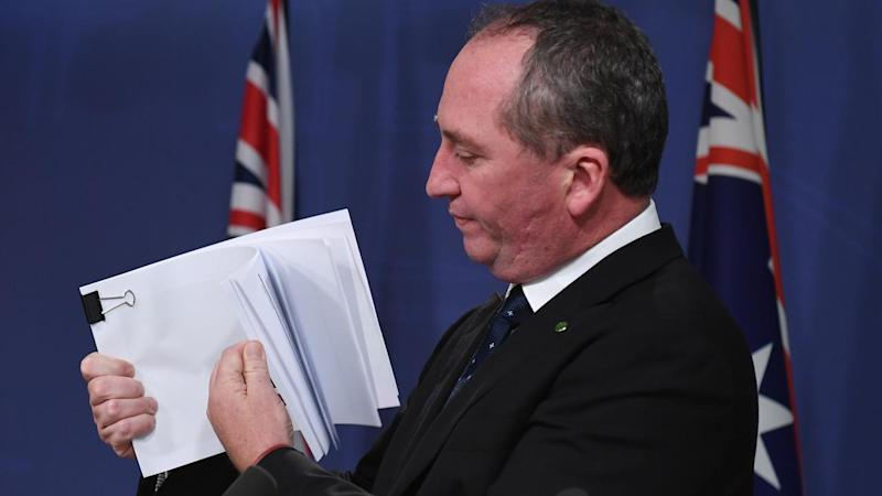'Get competent' over disaster money: Joyce