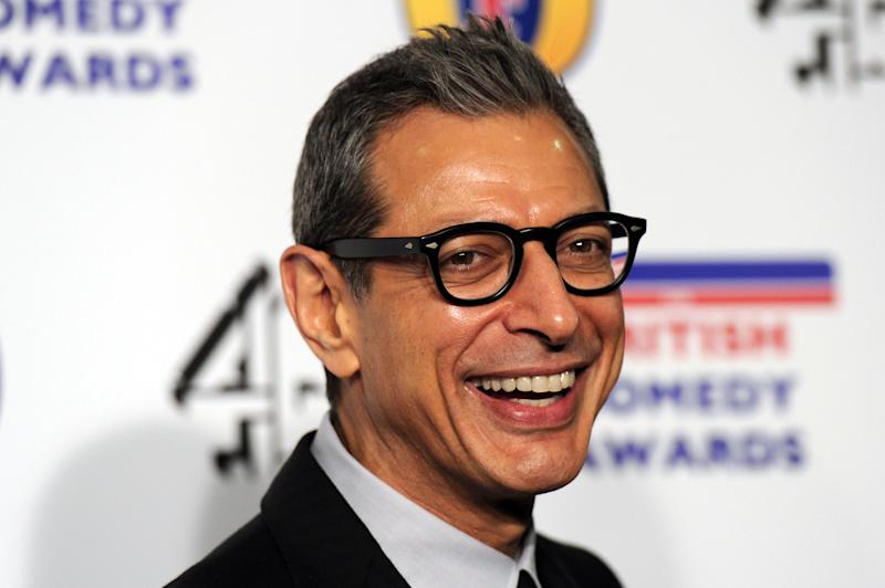 Jeff Goldblum Is Joining JURASSIC WORLD 2