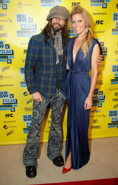 "Writer/director Rob Zombie and actress Sheri Moon Zombie arrive at the screening of ""The Lords of Salem"" during the 2013 SXSW Music, Film + Interactive Festival at Topfer Theatre at ZACH on March 11, 2013 in Austin, Texas."