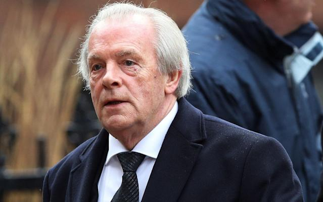 <span>The Astle family have been left disappointed by PFA Chief Executive Gordon Taylor's input </span> <span>Credit: PA </span>