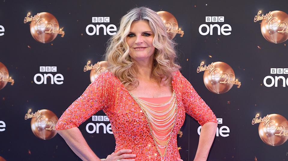 Susannah Constantine says opening up about alcoholism has been 'rewarding' (Image: Getty Images)