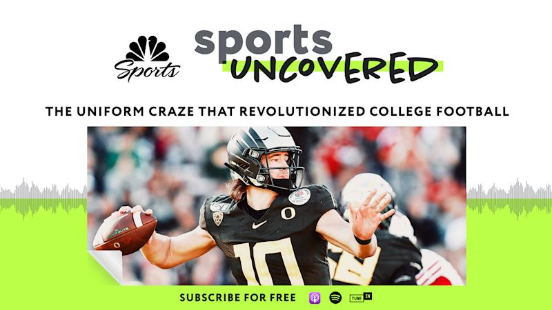 How to listen to 'Sports Uncovered' podcast on Oregon's uniform revolution