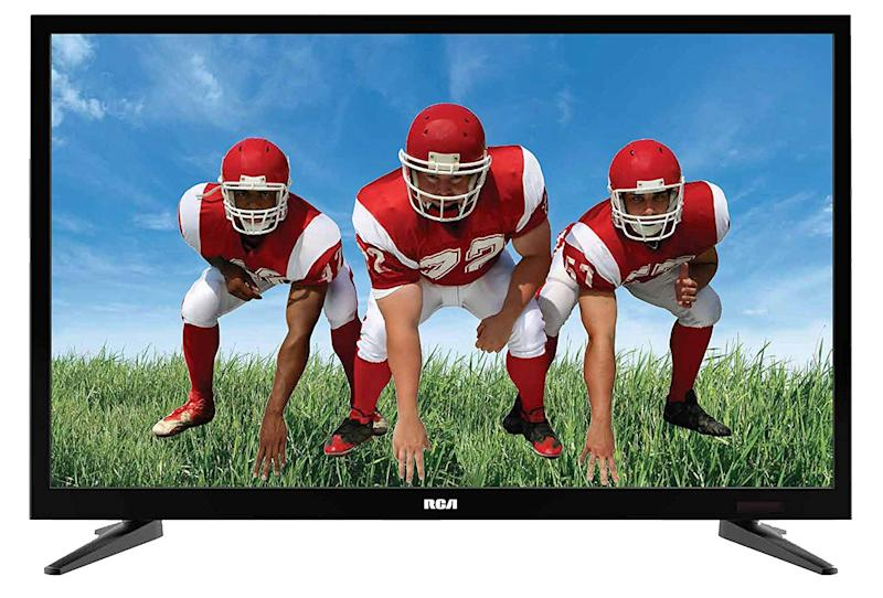 This 4K TV from RCA might be small, but it packs a big punch. (Photo: Walmart)
