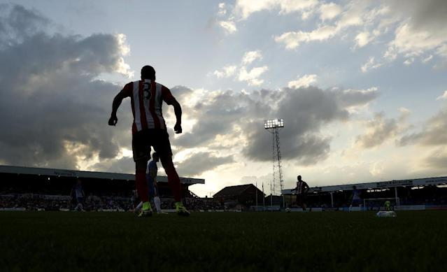 Britain Football Soccer - Hartlepool United v Sunderland - Pre Season Friendly - Victoria Park - 20/7/16 General view during the match Action Images via Reuters / Lee Smith Livepic