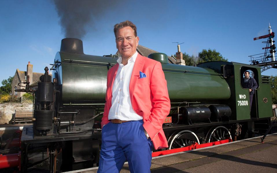 Michael Portillo - John Hall/BBC