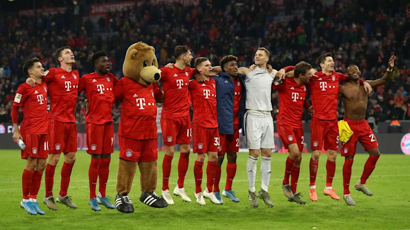 Bayern continue Dortmund's Munich misery with latest Klassiker thrashing