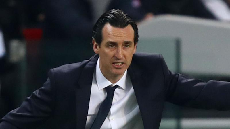 Emery defends controversial Verratti strike after PSG rout Bastia