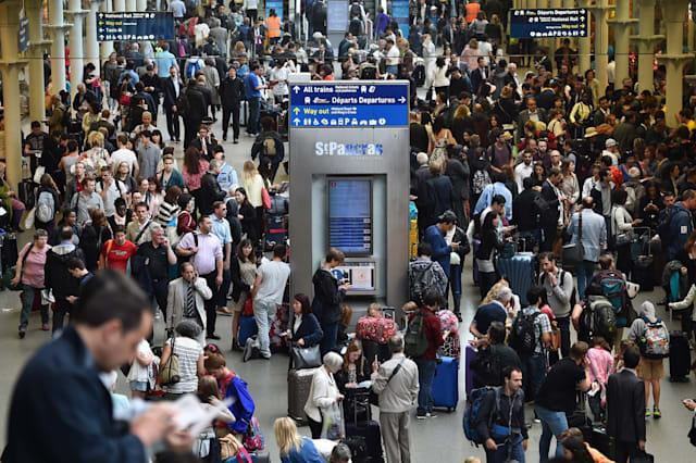 Eurotunnel reopened in week of French travel chaos