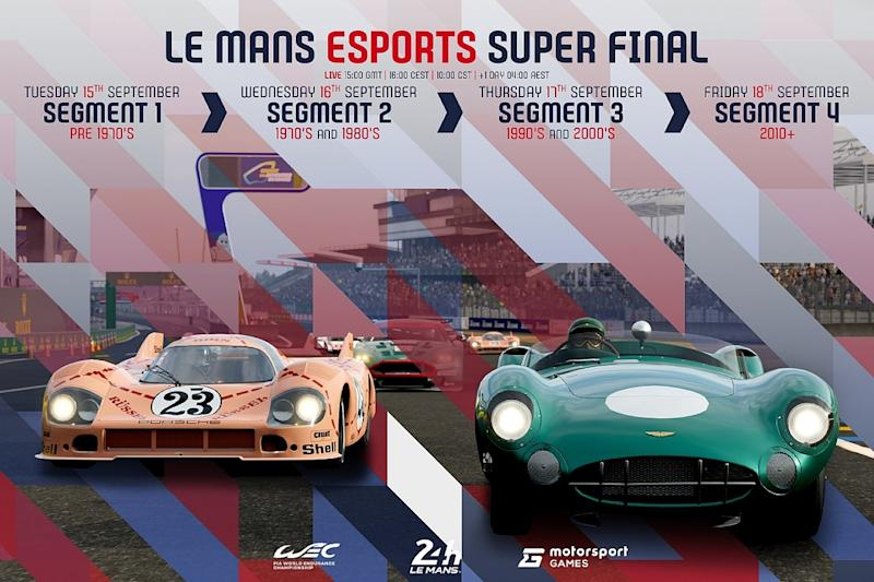 Lazarus and Red Bull lead the way in LMES Super Final