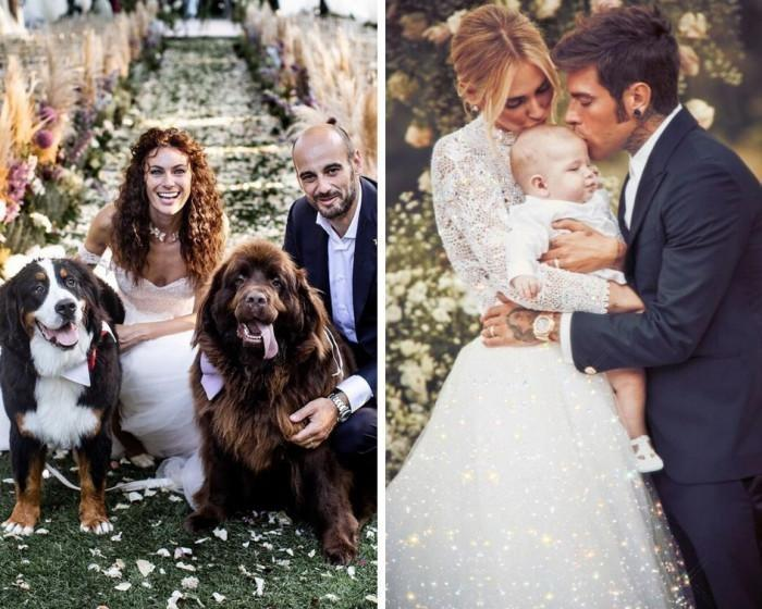 "Social Wedding: come ci ispirano i matrimoni degli ""influencer""?"