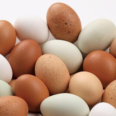 """Eggs  <p class=""""caption""""><strong>The bad rap:</strong> A significant source of dietary cholesterol, egg yolks are off-limits for those concerned about heart health.<br><br> <strong>The good news:</strong> Medical experts now emphasize that  saturated fats and trans fats are bigger culprits in raising blood  cholesterol than dietary cholesterol is. Plus, eggs are  super-satisfying: in one study, people who ate a scrambled-egg-and-toast  breakfast felt more satisfied, and ate less at lunch, than they did  when they ate a bagel that had the same number of calories. Egg yolks  contain lutein and zeaxanthin, compounds that research links with  reduced risk for age-related macular degeneration (AMD), the leading  cause of blindness in people over 50.</p>"""