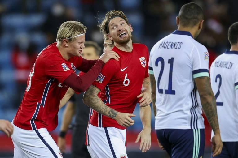 Dallas own goal costs Northern Ireland in Norway