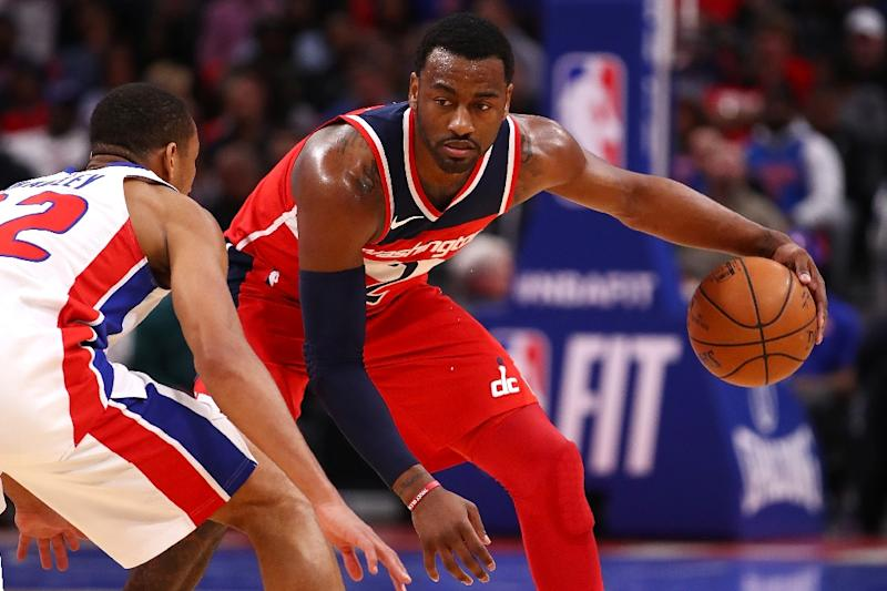 John Wall to Undergo Surgery on Knee Injury, Miss 6 Weeks